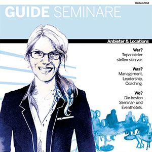 Guide Seminare, Herbst 2014